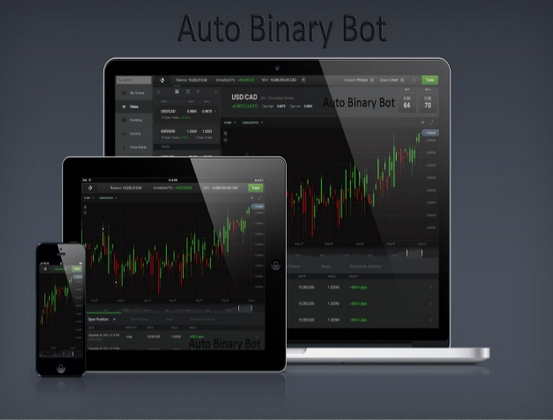 Binary options bot software