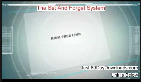 Set and forget forex signals review